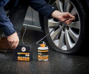 OSRAM: Pozor na prošlé opravné sady pneumatik