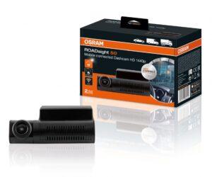 Palubní kamery v nabídce OSRAM