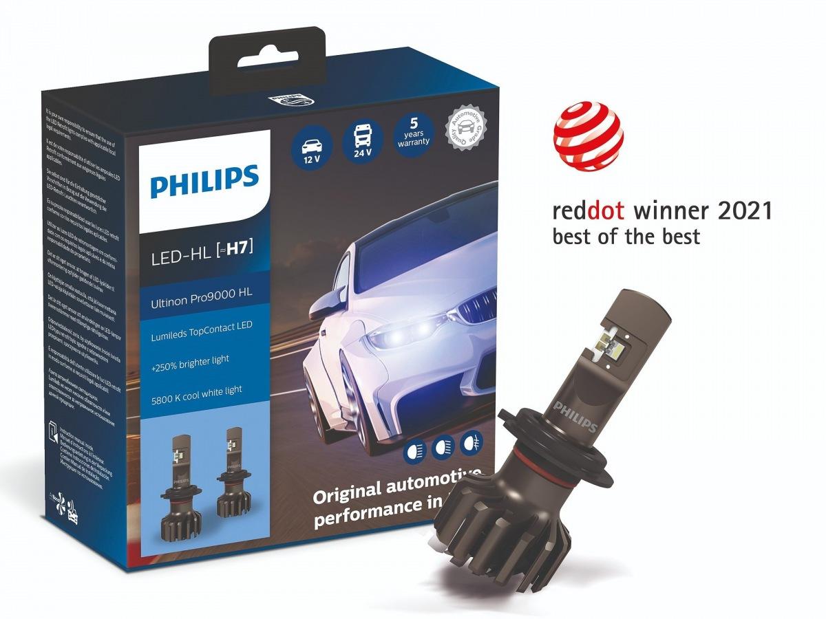 Philips ocenění Red Dot