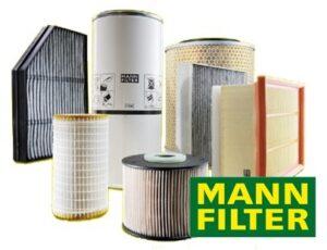 Produkty MANN FILTER