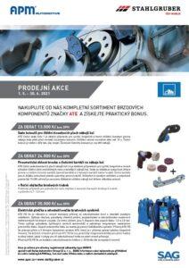 Prodejní akce APM Automotive