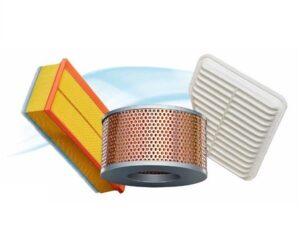 Vzduchový filtr – důležitá součást motoru