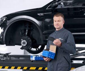 Firma Delphi Technologies jako první uvádí na aftermarket brzdové díly pro modely Volkswagen 2020
