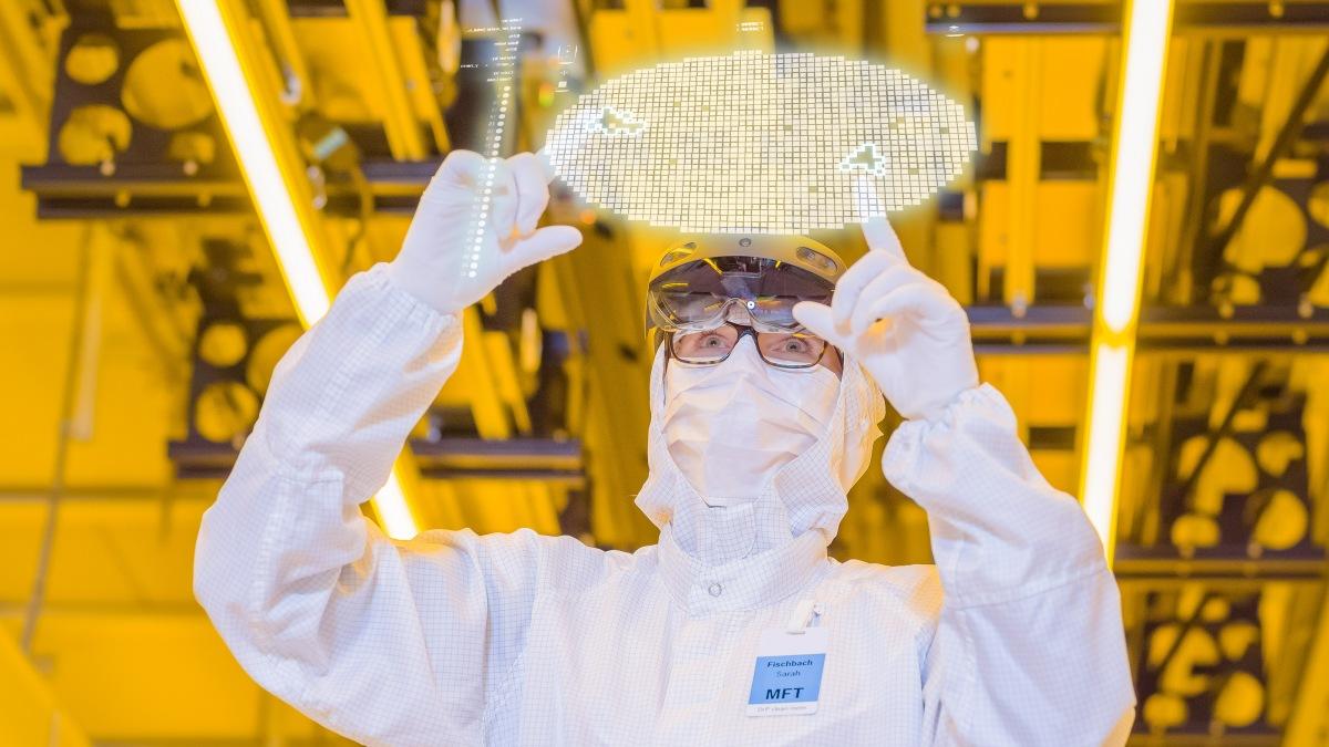 Výroba čipů Bosch