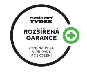 Nokian Tyres poskytuje na své prémiové produkty nadstandardní garance