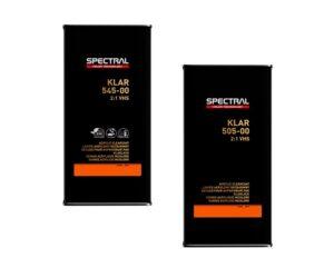 Dvě novinky značky SPECTRAL měnící pohled na bezbarvé laky