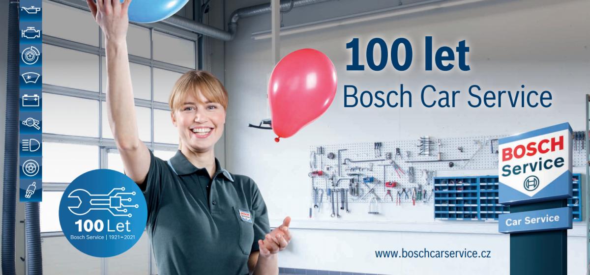 100 let Bosch Car Service