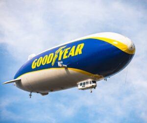 Vzducholoď Goodyear se opět chystá do vzduchu