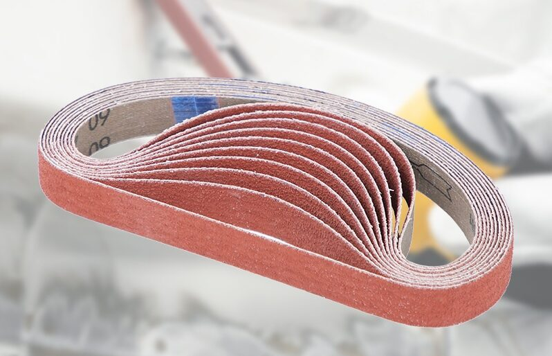 Brusné pásy Mirka File Belts