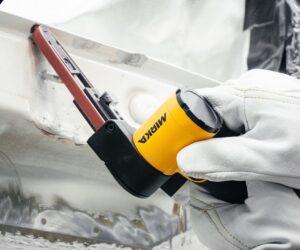 Servind: Nové brusné pásy Mirka File Belts