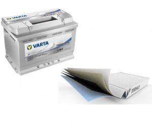 Novinky APM Automotive & Stahlgruber: Filtry MAHLE a akumulátory VARTA