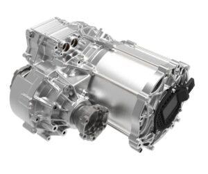 Vitesco Technologies představuje novou generaci elektrického pohonu nápravy
