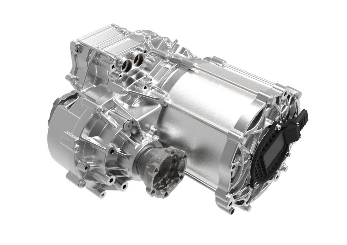 elektrický pohon nápravy Vitesco Technologies