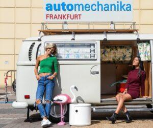 Automechanika se po třech letech vrací do Frankfurtu, kde spojí síly s veletrhem Hypermotion!