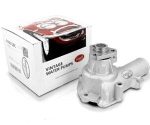 APM Automotive & Stahlgruber: Inovace vodních pump Bugatti