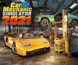 Hra Car Mechanic Simulator 2021 se stala hitem