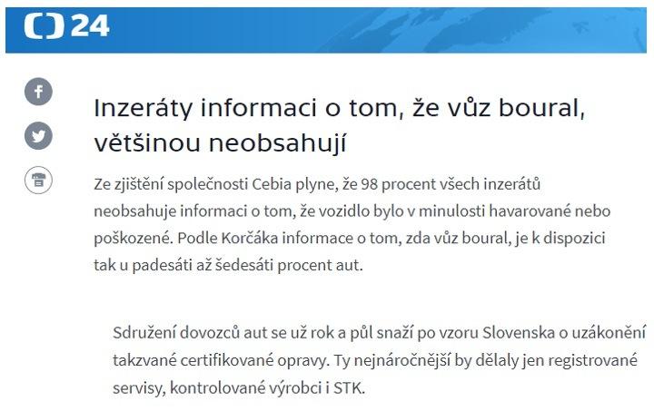reportáž ČT24