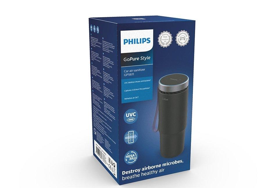 automobilová čistička vzduchu Philips GoPure