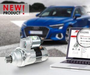 Nový startér pro vozy VW Group od AS-PL