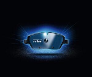 Proč si vybrat brzdové destičky TRW Elektric Blue?