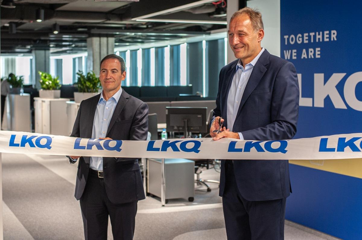 Otevření inovativního centra LKQ Europe v Katovicích