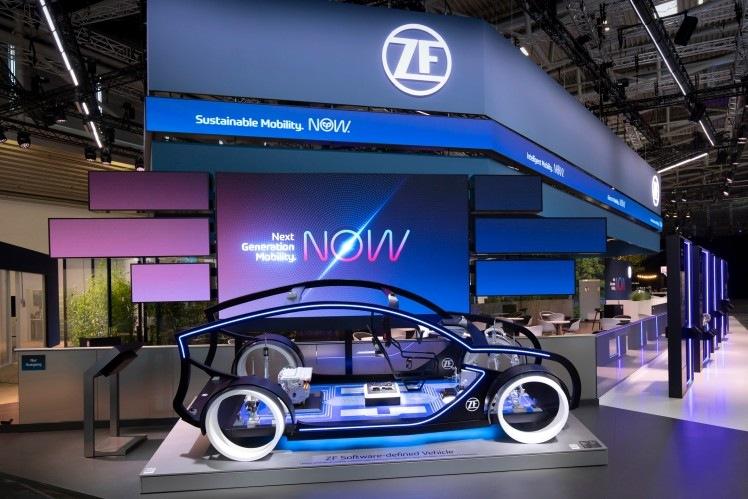 ZF na IAA Mobility 2021