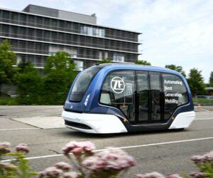 Premiéra na IAA: ZF udává tempo udržitelné mobility