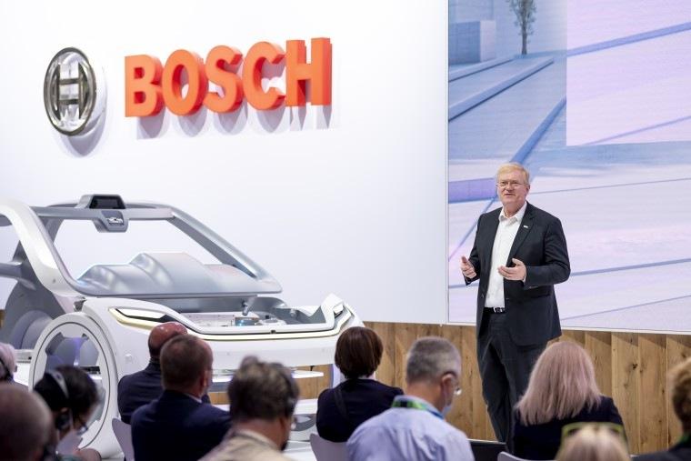 Bosch na IAA 2021