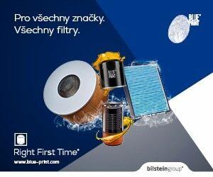 Kabinové filtry Blue Print – Pro vaši pasivní bezpečnost za jízdy