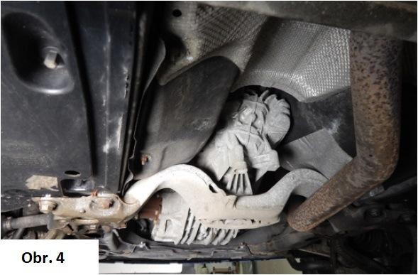 Výměna spojky na Audi A4 5