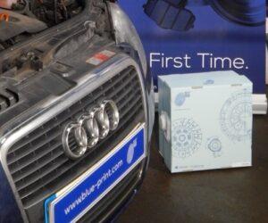 Výměna spojky na Audi A4 s motorem 2.0 TDi