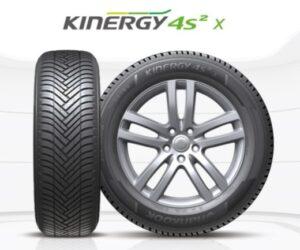 Kinergy 4S2 X zvítězila v testu celoročních pneumatik pro vozy SUV časopisu Auto Bild Allrad