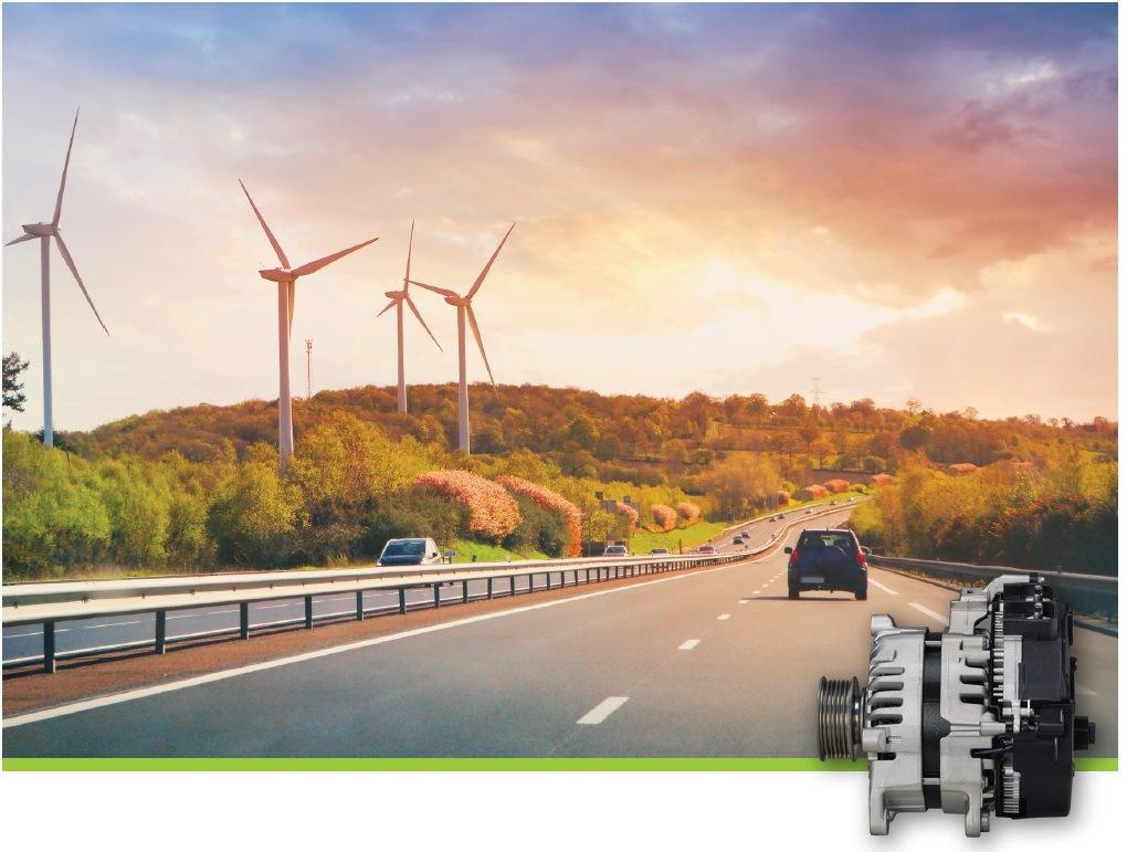 Technologie Valeo iBSG 48V dostupná pro aftermarket