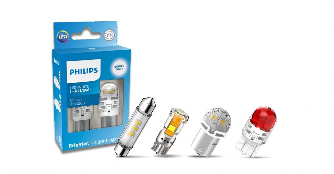 Nové LED retrofity Philips