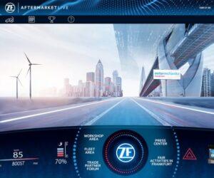 ZF Aftermarket Live: Třídenní online akce na veletrhu Automechanika