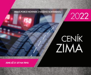 FERDUS: Ceník ZIMA 2022