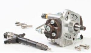 Produkty pro Common-Rail Diesel firmy Denso
