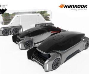 HPS-Cell společnosti Hankook vítězstvím IDEA 2021 získal v roce 2021 všechny tři nejvyšší ocenění za design