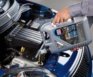 Liqui Moly představuje nový olej pro vozy Ford – Top Tec 6610