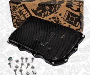 K MOTORSHOP: Olejové vany ET Engineteam pro automatickou převodovku pro vozy BMW