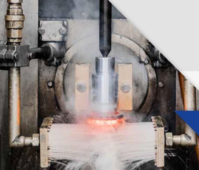 SWAG se vyrábí ve výrobním závodě skupiny bilstein v Ennepetalu